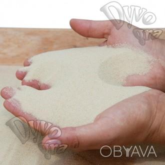Незаменимый инструмент в работе психолога - песочница с мелким золотистым кварце. Бровары, Киевская область. фото 1