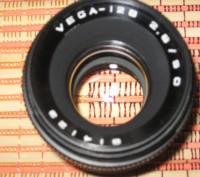 продам мануальный  объектив  ВЕГА (VEGA) -12. Чернигов. фото 1