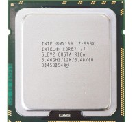 Intel Core i7-990x 3.46GHz/6.4GT/s/12MB Extreme Edition. Киев. фото 1