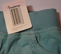 Тепленькие штанишки Impidimpi (Германия) Новые. Для Вашей малявки-моднявки рост . Кременчуг, Полтавская область. фото 5
