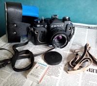 Фотоаппарат Зенит-12XP. Сумы. фото 1