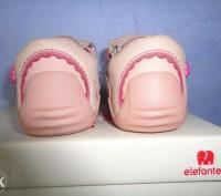Кожаные - розовые туфельки для маленькой моднице,размер 17.Покупали в Германии,о. Полтава, Полтавская область. фото 5