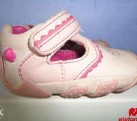 Кожаные - розовые туфельки для маленькой моднице,размер 17.Покупали в Германии,о. Полтава, Полтавская область. фото 4