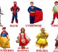 Чехлы для карнавальных детских костюмов. Хмельницкий. фото 1