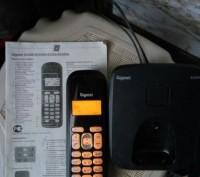 Gigaset AS300 радиотелефон, телефон.. Нові Санжари. фото 1