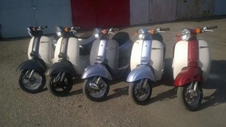 Продам мотороллеры б/у Япония Yamaxa Honda Suzuki без пробега по Украине, все ор. Киев, Киевская область. фото 7
