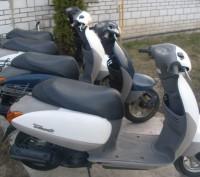 Продам мотороллеры б/у Япония Yamaxa Honda Suzuki без пробега по Украине, все ор. Киев, Киевская область. фото 3