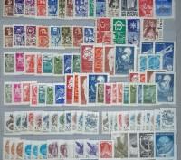 Марки СССР. Все стандартные выпуски с 1960 по 1991 г. Чистые. Киев. фото 1