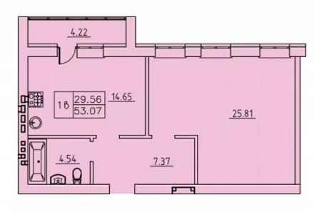 Продажа квартир в Клубном доме с Автономным отоплением ул. Г. Кондартьева 165/57. СНАУ (аграрный), Сумы, Сумская область. фото 10