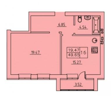 Продажа квартир в Клубном доме с Автономным отоплением ул. Г. Кондартьева 165/57. СНАУ (аграрный), Сумы, Сумская область. фото 9