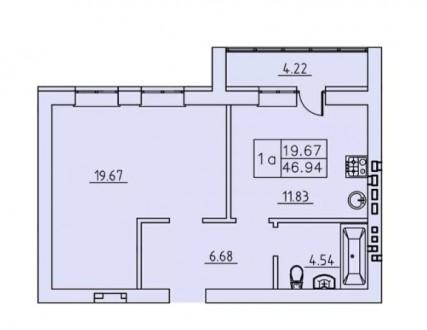 Продажа квартир в Клубном доме с Автономным отоплением ул. Г. Кондартьева 165/57. СНАУ (аграрный), Сумы, Сумская область. фото 8