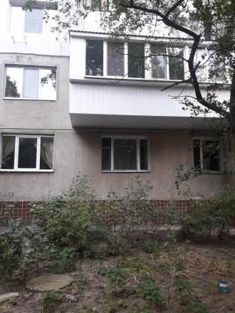 3 комнатная кирпич высокий бель квадратные комнаты под ремонт Вильямса\. Таирова, Одесса, Одесская область. фото 2