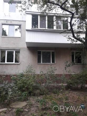 3 комнатная кирпич высокий бель квадратные комнаты под ремонт Вильямса\. Таирова, Одесса, Одесская область. фото 1