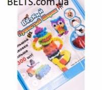 """Конструктор """"Пушистый шарик"""" является маленькими разноцветными шариками-липучк. Киев, Киевская область. фото 3"""