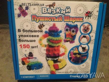 Подробней на http://setavir.com.ua/p440683189-bunchems-konstruktor-lipuchka.htm. Киев, Киевская область. фото 1