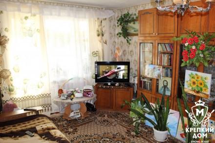 Отличное предложение!!! Продается 2-х комнатная квартира в п.г.т. Репки. Квартир. Репки, Репки, Черниговская область. фото 4