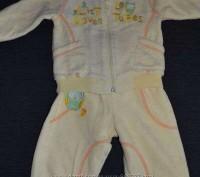Ткань сверху флис, а внутри х/б.  Очень классный костюмчик ребёнку(как мальчик. Павлоград, Днепропетровская область. фото 2