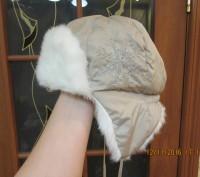 зимняя шапочка для девочки, новая 52 размер в наличии 2 шт. Козельщина, Полтавская область. фото 2