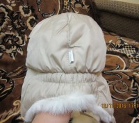 зимняя шапочка для девочки, новая 52 размер в наличии 2 шт. Козельщина, Полтавская область. фото 6