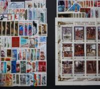 Предлагаю  годовые наборы почтовых марок СССР периода 1960-1991 года. В набор вх. Киев, Киевская область. фото 7