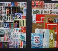 Предлагаю  годовые наборы почтовых марок СССР периода 1960-1991 года. В набор вх. Киев, Киевская область. фото 4