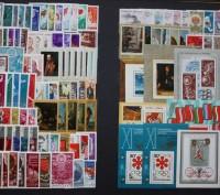 Предлагаю  годовые наборы почтовых марок СССР периода 1960-1991 года. В набор вх. Киев, Киевская область. фото 5