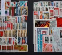 Предлагаю  годовые наборы почтовых марок СССР периода 1960-1991 года. В набор вх. Киев, Киевская область. фото 3