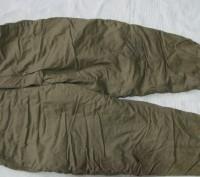 Теплые ватные штаны Размер 54, рост 4. Львов. фото 1