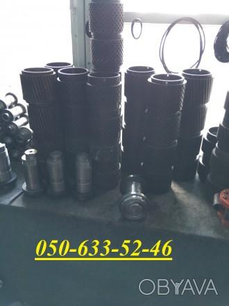 комплект стаканов предохранительных ОГМ 0,8 и др. запчасти к гранулятору