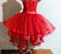 Нарядные платья    Есть любые размеры и разные цвета - на ваш вкус (можем ско. Полтава, Полтавская область. фото 2