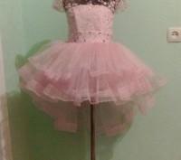Нарядные платья   Есть любые размеры и разные цвета - на ваш вкус (можем скомб. Полтава, Полтавская область. фото 4
