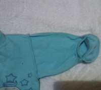 Очень качественные человечки 100% коттон в отличном состоянии для малыша до 3 ме. Сумы, Сумская область. фото 3