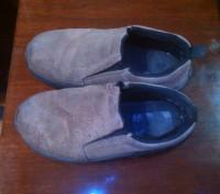 Кроссовки замшевые. Запорожье. фото 1