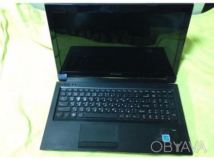 Продажа нерабочего ноутбука Lenovo B575(разборка).