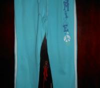 1) штаны на 10-12 лет,байка,низ штанин на резинке,в отличном состоянии,OLD NAVY,. Киев, Киевская область. фото 2