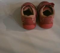 кроссовки детские размер 23, длина стельки 15 см, состояние хорошее ,Застежки на. Полтава, Полтавская область. фото 4