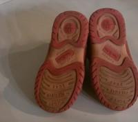 кроссовки детские размер 23, длина стельки 15 см, состояние хорошее ,Застежки на. Полтава, Полтавская область. фото 5
