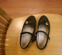 туфли для девочки размер 34,длина стельки 21 см,застежка на липучках.ХОРОШЕЕ СОС. Полтава, Полтавская область. фото 7