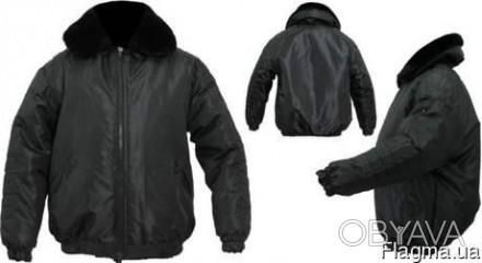 Мужская утепленная куртка  Пилот, спецодежда