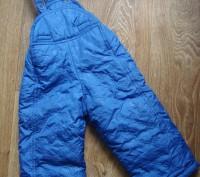 Зимний полукомбинезон, зимние штаны, 86-92 см, состояние нового. Кременчуг. фото 1