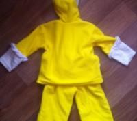 Теплый костюмчик для девочки на два года. В идеальном состоянии. Одевали один ра. Кременчуг, Полтавская область. фото 4