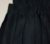 Продам черный школьный сарафан, оригинального покроя. Производитель Польша (Fren. Киев, Киевская область. фото 5