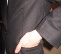 Жакет подростковый на девочку НОВЫЙ размер 36 (на жакете) на этикетке 42 размер.. Черкассы, Черкасская область. фото 6
