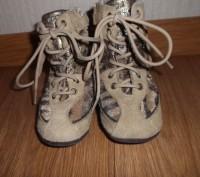 Ботиночки демисезонные для девочки.Страна производитель Индонезия.Ортопедическая. Конотоп, Сумская область. фото 3