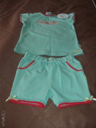 качественный комплект для девочки,разм.24-26, рост 74см., есть другие размеры,Fe. Черкассы, Черкасская область. фото 1