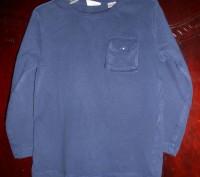 1) серая футболка с синими рукавами, на 18-24 мес.,на плече застежка (кнопки),MI. Киев, Киевская область. фото 6