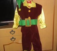 Карнавальные костюмы  для   праздников для  детей 4-6 лет.ПРОКАТ!!!. Хмельницький, Хмельницька область. фото 5