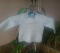 Свитер на девочку на 18 месяцев из ангоры. Цвет серо-сиреневый. Очень теплый и м. Кременчуг, Полтавская область. фото 4