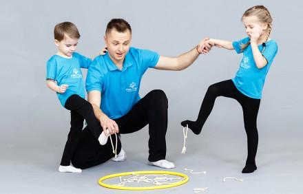 Мы в курсе, чего хотят дети, а поэтому создали интересную, динамичную комплексну. Киев, Киевская область. фото 6