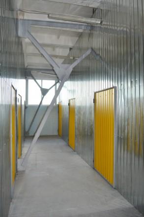 Мини-склад YellowBox предлагает доступные площади 9 м² (объем 40 м³), 12 м² (объ. Киев, Киевская область. фото 3